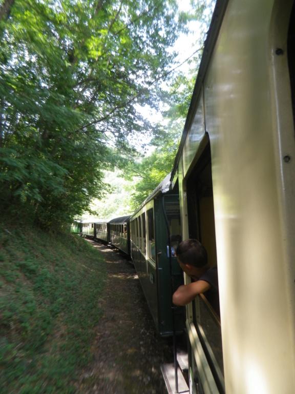"""Le """" Mastrou """" , petit train historique de l'Ardèche Imgp0423"""