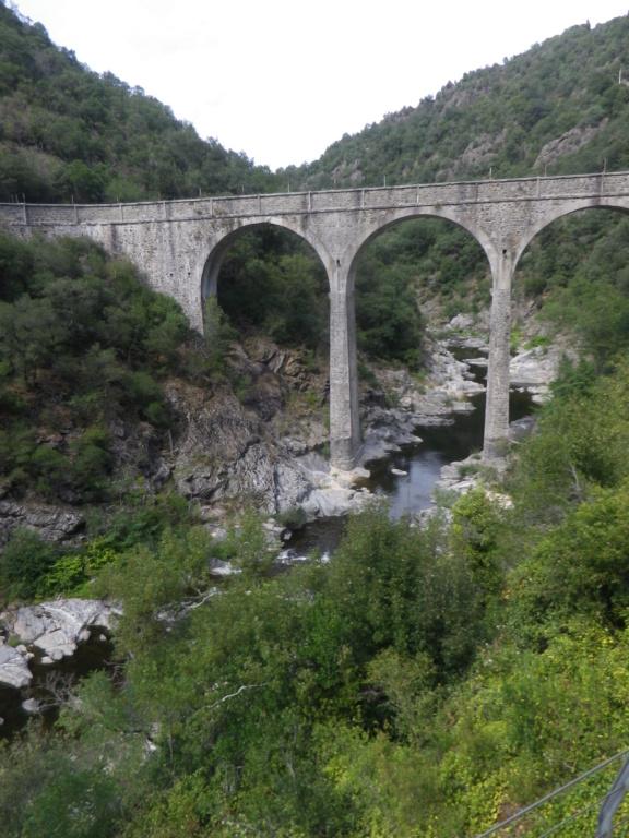 """Le """" Mastrou """" , petit train historique de l'Ardèche Imgp0429"""