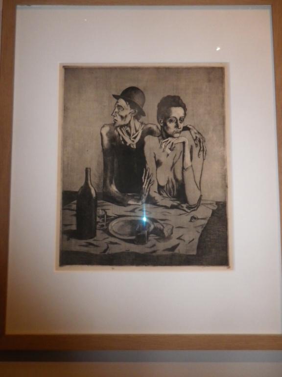 Exposition : Picasso Bleu et rose, à Orsay Imgp0517
