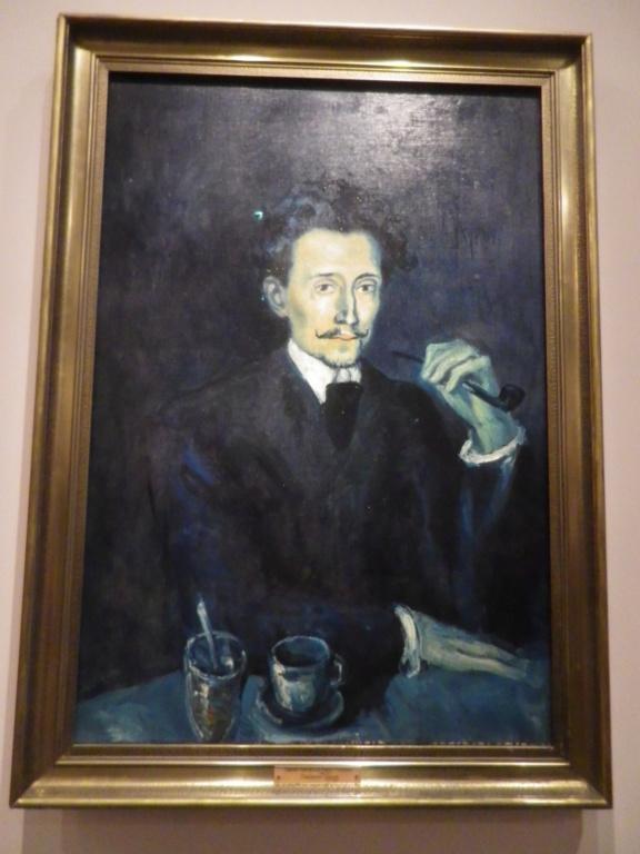Exposition : Picasso Bleu et rose, à Orsay Imgp0518