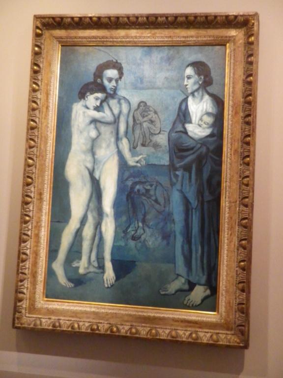 Exposition : Picasso Bleu et rose, à Orsay Imgp0519