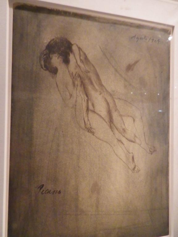 Exposition : Picasso Bleu et rose, à Orsay Imgp0521