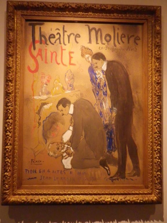 Exposition : Picasso Bleu et rose, à Orsay Imgp0522