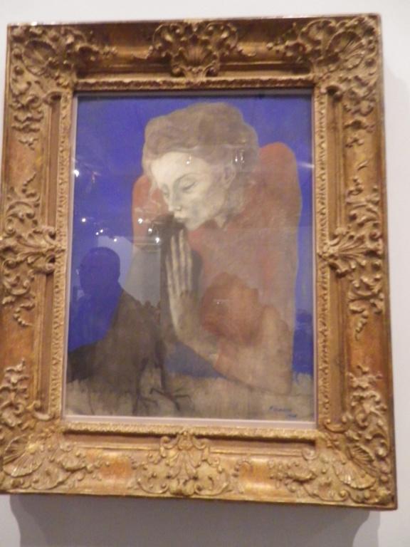Exposition : Picasso Bleu et rose, à Orsay Imgp0523