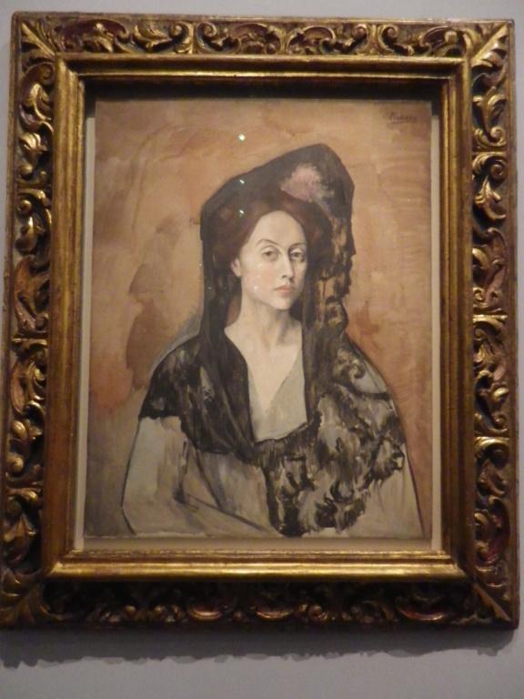 Exposition : Picasso Bleu et rose, à Orsay Imgp0524
