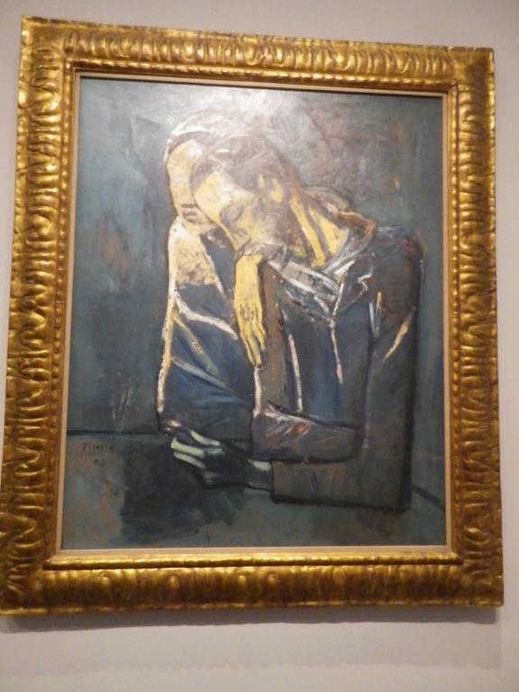 Exposition : Picasso Bleu et rose, à Orsay Imgp0526