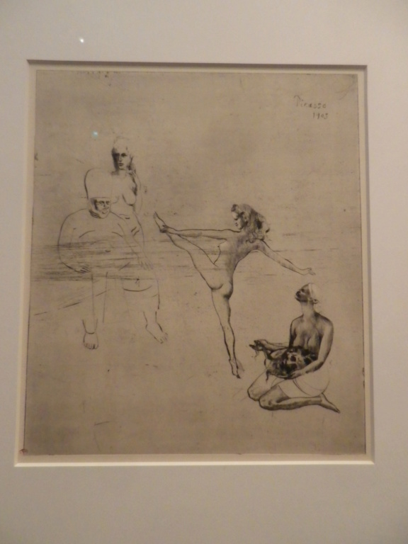 Exposition : Picasso Bleu et rose, à Orsay Imgp0527