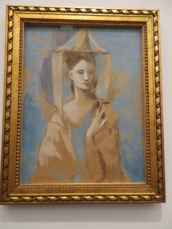 Exposition : Picasso Bleu et rose, à Orsay Imgp0528
