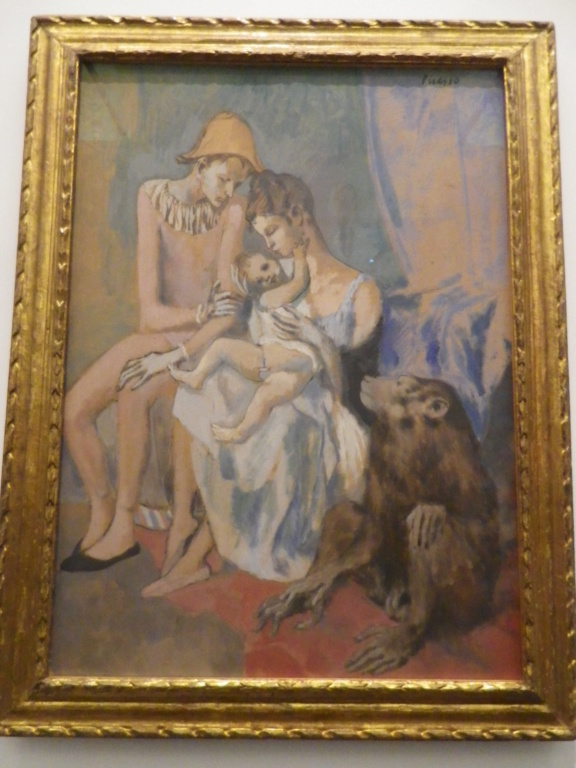 Exposition : Picasso Bleu et rose, à Orsay Imgp0529