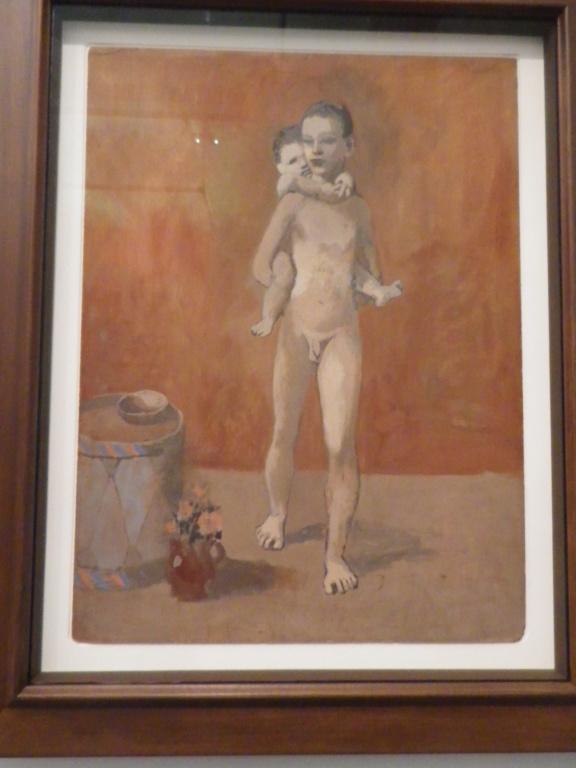 Exposition : Picasso Bleu et rose, à Orsay Imgp0530