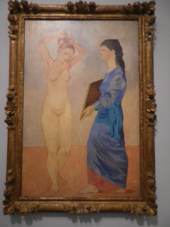 Exposition : Picasso Bleu et rose, à Orsay Imgp0531