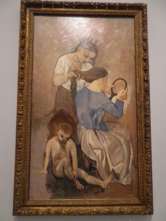 Exposition : Picasso Bleu et rose, à Orsay Imgp0532