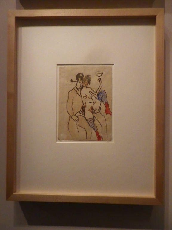 Exposition : Picasso Bleu et rose, à Orsay Imgp0533