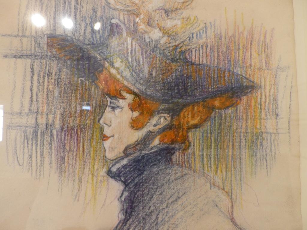 Une exposition du peintre  Pierre Chaveau Imgp0791