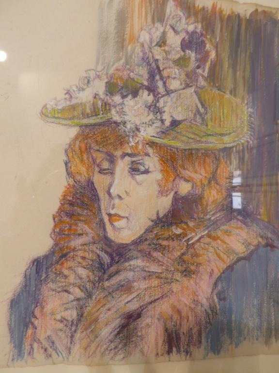 Une exposition du peintre  Pierre Chaveau Imgp0792