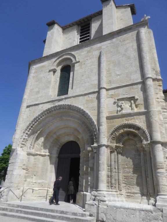 Saint-Emilion, la Fresque de l'Apocalypse Imgp0795
