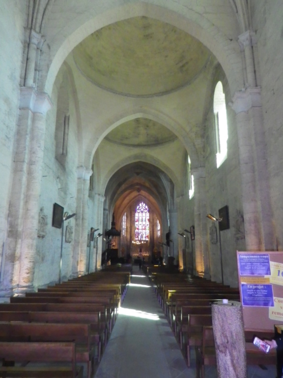 Saint-Emilion, la Fresque de l'Apocalypse Imgp0796