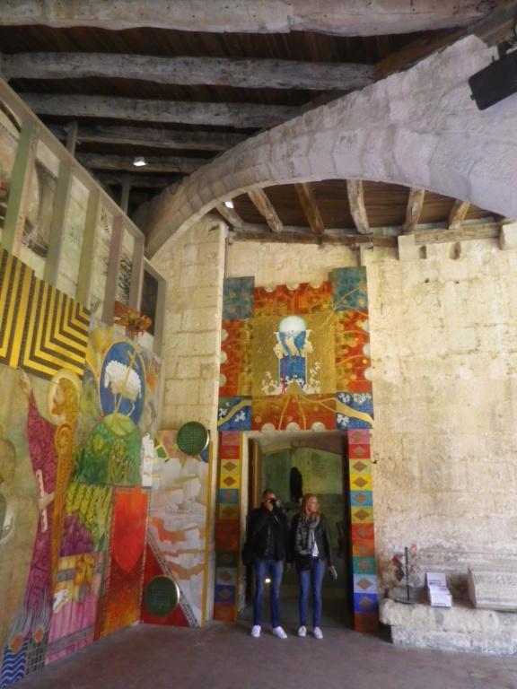 Saint-Emilion, la Fresque de l'Apocalypse Imgp0801