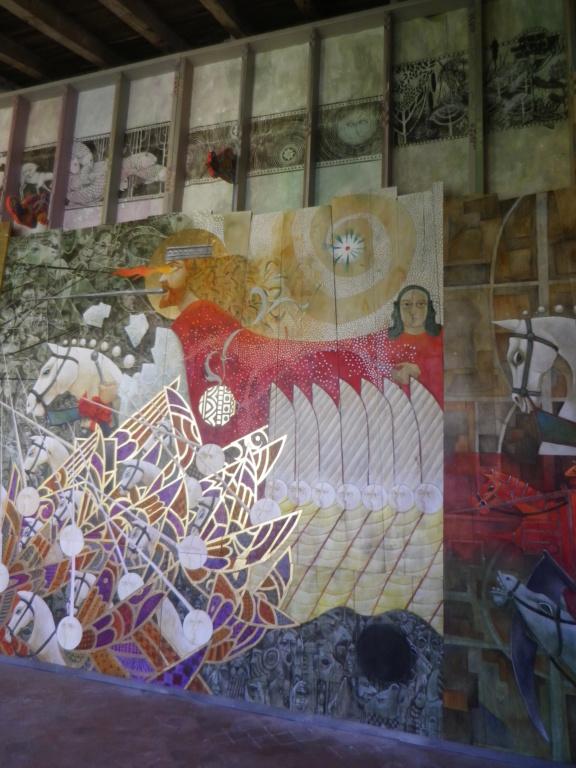 Saint-Emilion, la Fresque de l'Apocalypse Imgp0803