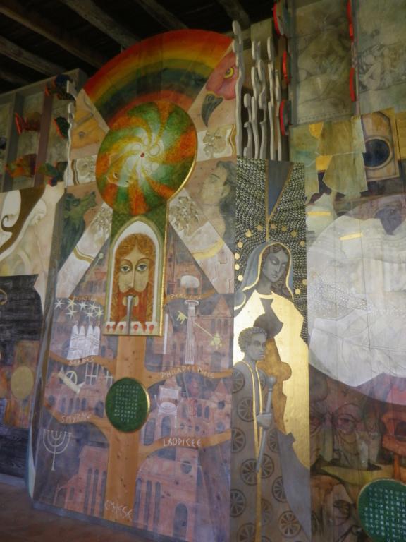 Saint-Emilion, la Fresque de l'Apocalypse Imgp0804