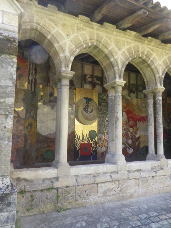 Saint-Emilion, la Fresque de l'Apocalypse Imgp0809