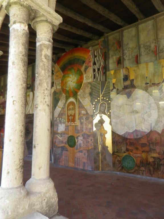 Saint-Emilion, la Fresque de l'Apocalypse Imgp0810