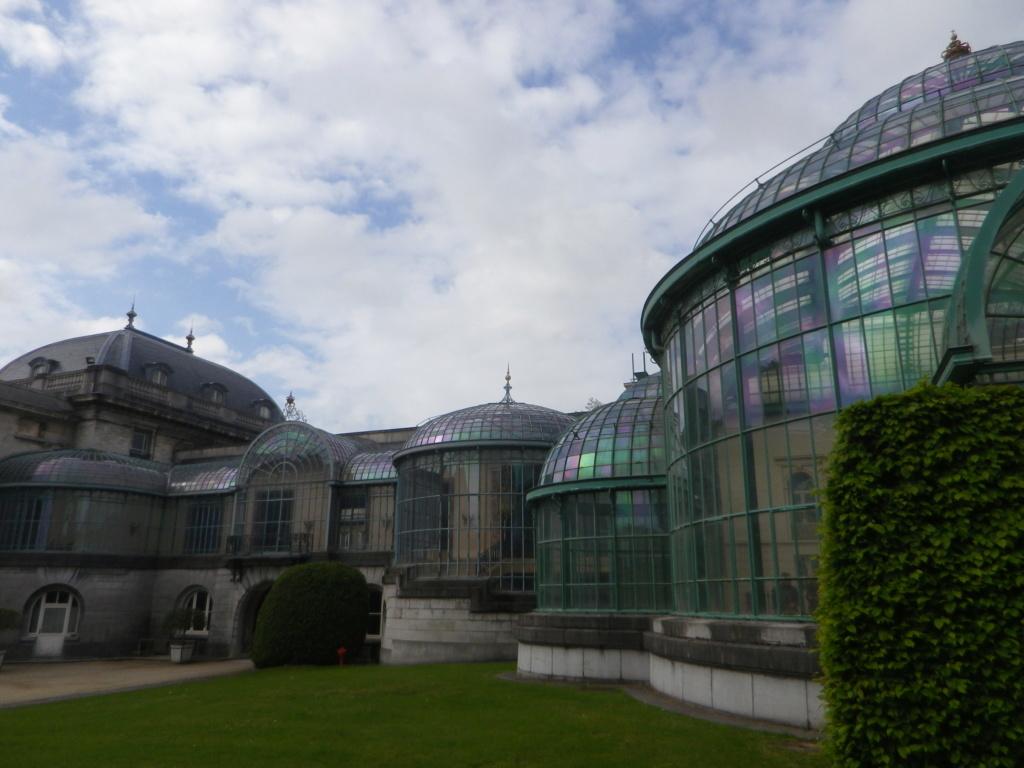 Belgique :  les Serres royales de Laeken Imgp0835