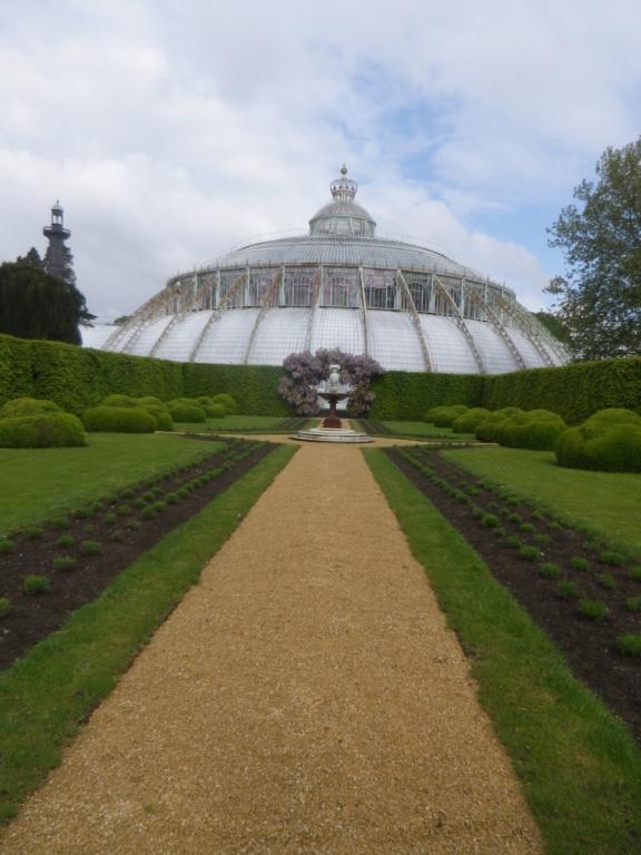 Belgique :  les Serres royales de Laeken Imgp0836