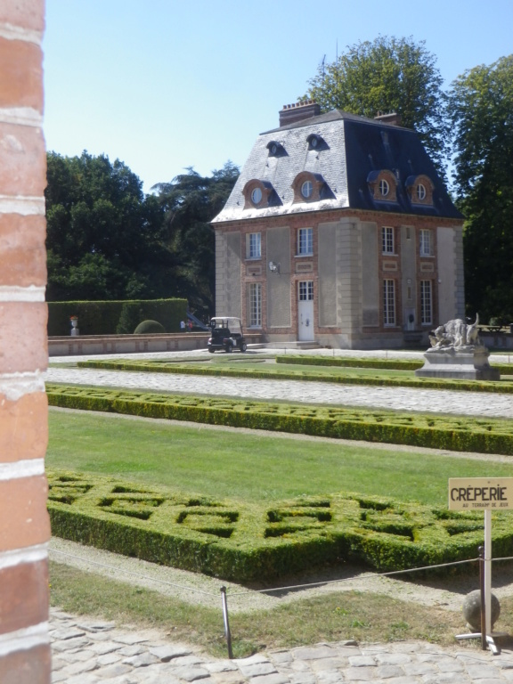 Le château de Breteuil Imgp1247