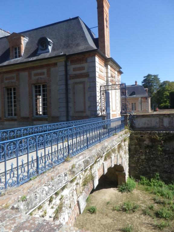 Le château de Breteuil Imgp1249