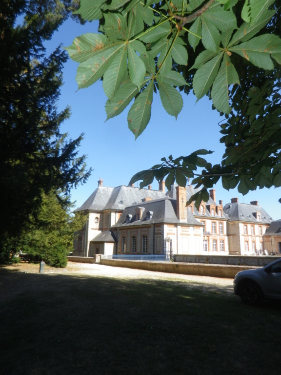 Le château de Breteuil Imgp1250