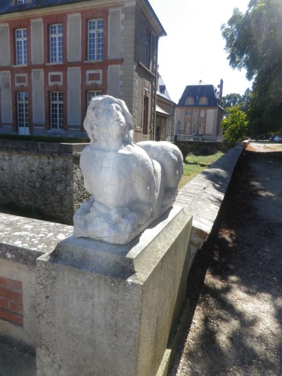 Le château de Breteuil Imgp1252