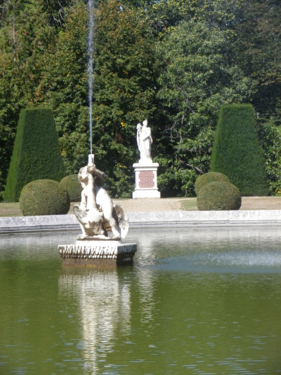 Le château de Breteuil Imgp1258