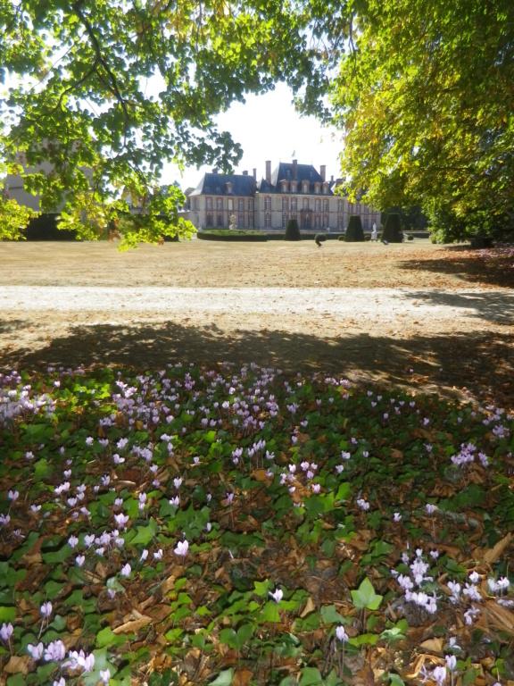 Le château de Breteuil Imgp1274