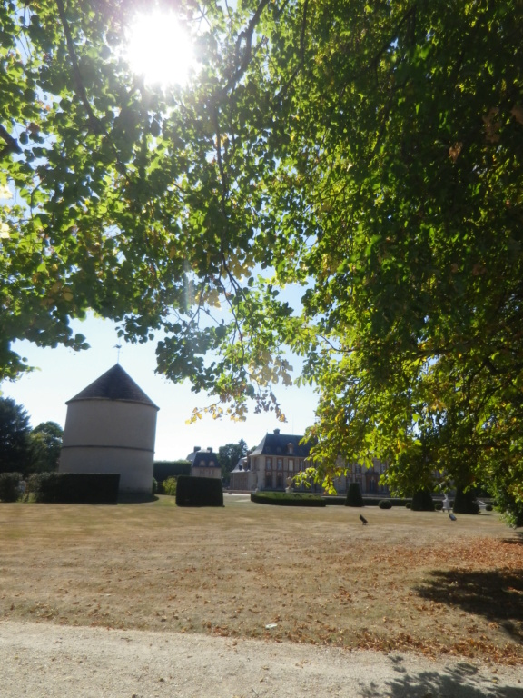 Le château de Breteuil Imgp1275