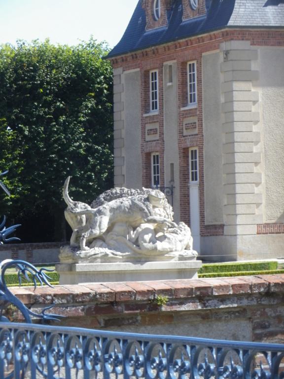 Le château de Breteuil Imgp1283