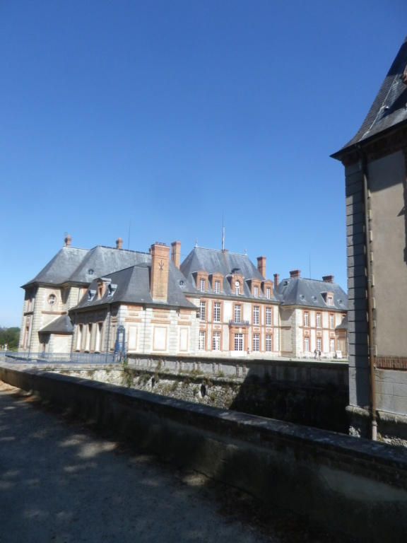 Le château de Breteuil Imgp1284