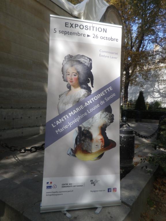 La Chapelle Expiatoire du square Louis XVI, à Paris - Page 2 Imgp1301