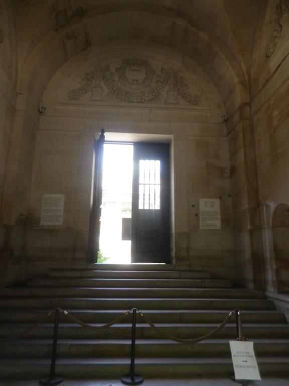 La Chapelle Expiatoire du square Louis XVI, à Paris - Page 2 Imgp1302