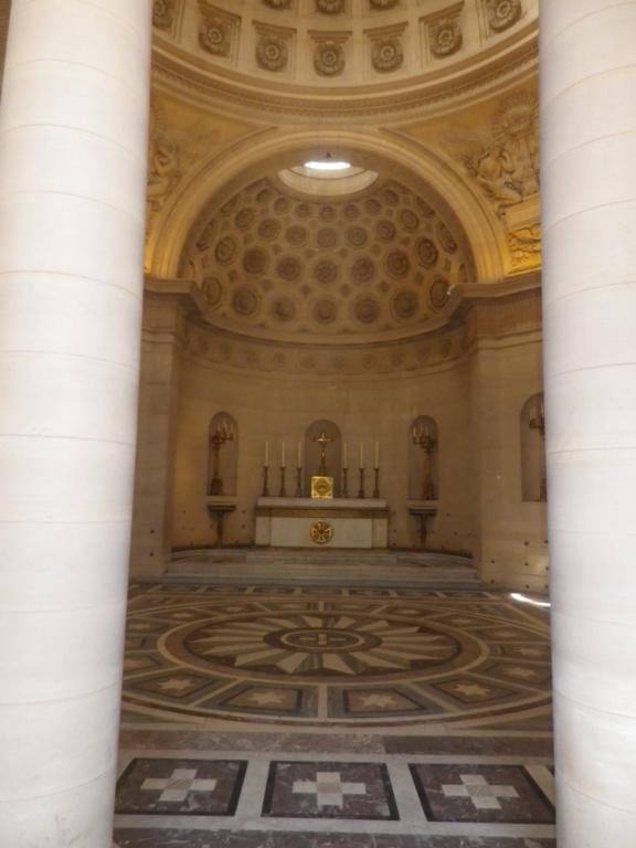 La Chapelle Expiatoire du square Louis XVI, à Paris - Page 2 Imgp1311