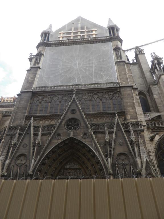 La restauration de la cathédrale Notre-Dame de Paris - Page 3 Imgp1329