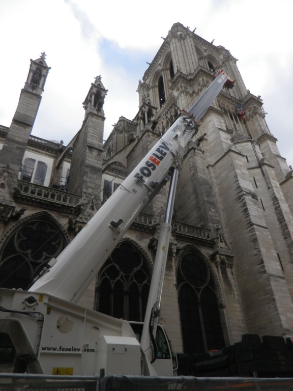 La restauration de la cathédrale Notre-Dame de Paris - Page 3 Imgp1330
