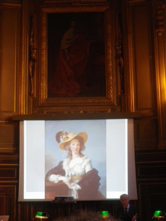Colloque international Marie-Antoinette - 20 / 21 / 22 Novembre 2019 Imgp1769