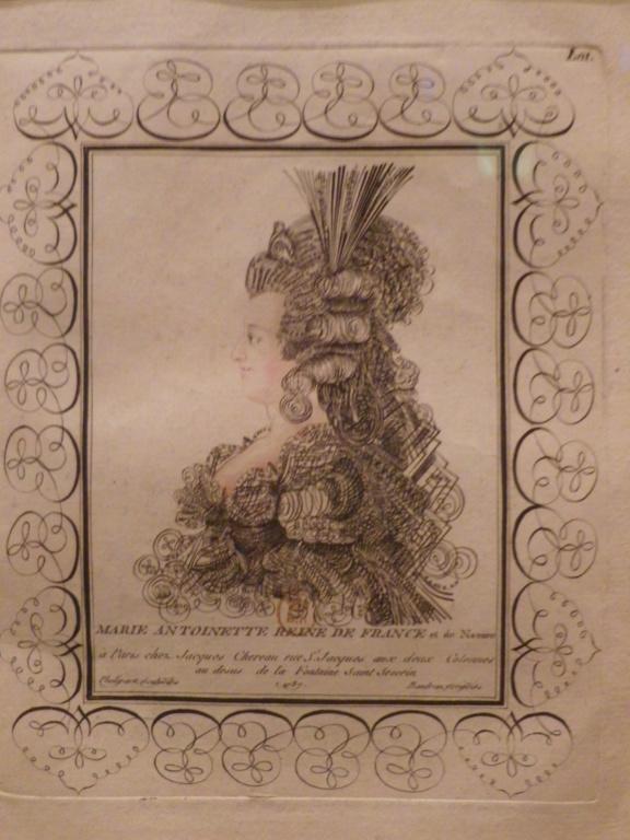 Portraits de Marie-Antoinette : les gravures, estampes, mezzotintes, aquatintes etc.  - Page 3 Imgp1772