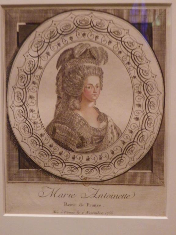 Portraits de Marie-Antoinette : les gravures, estampes, mezzotintes, aquatintes etc.  - Page 3 Imgp1774