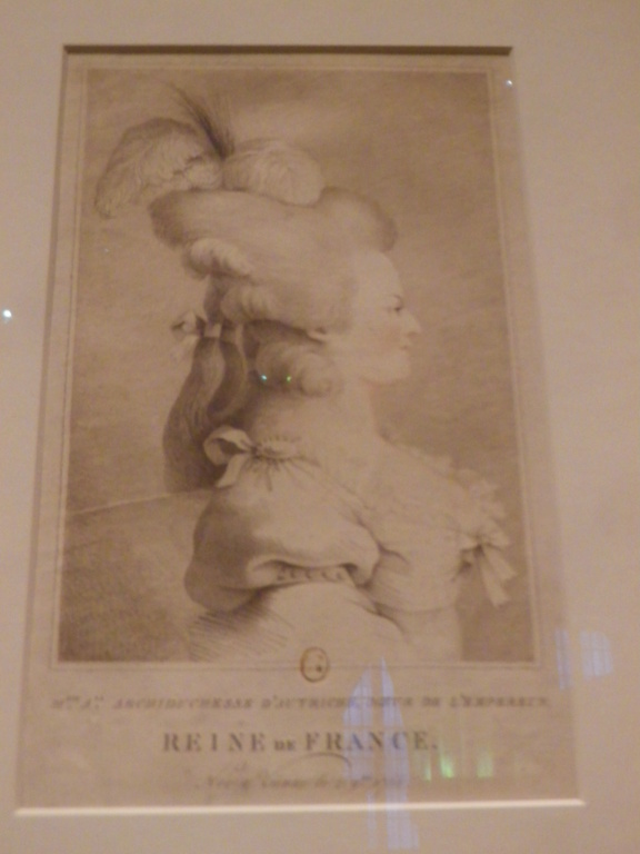 Portraits de Marie-Antoinette : les gravures, estampes, mezzotintes, aquatintes etc.  - Page 3 Imgp1775