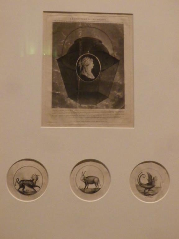 Marie-Antoinette, caricaturée en architigresse ou panthère autrichienne Imgp1776