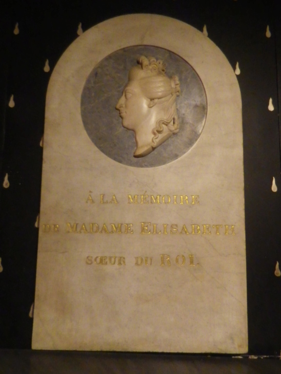 Elisabeth - Madame Élisabeth, sœur  de Louis XVI - Page 8 Imgp1778