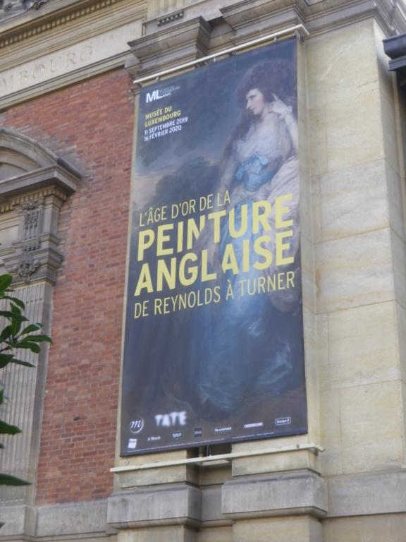 """Exposition Musée du Luxembourg : """"L'âge d'or de la peinture anglaise"""", de Reynolds à Turner Imgp1822"""