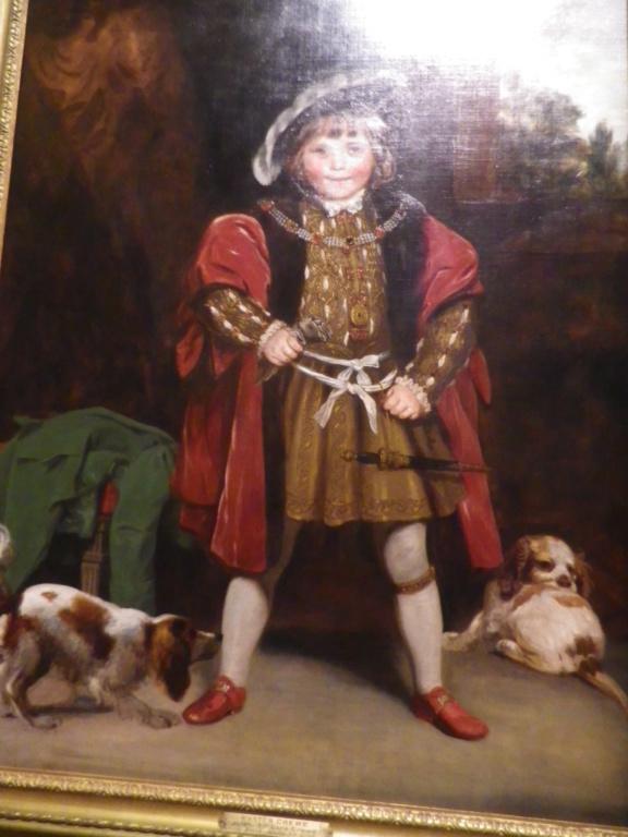 """Exposition Musée du Luxembourg : """"L'âge d'or de la peinture anglaise"""", de Reynolds à Turner Imgp1825"""